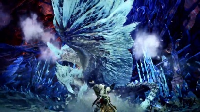 Monster Hunter World: Iceborne - PC Trailer