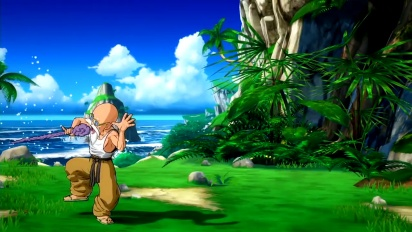 Dragon Ball FighterZ - Master Roshi Announcement