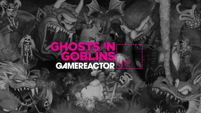 Ghosts 'n Goblins Resurrection - Replay del Livestream