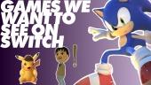 9 juegos que nos gustaría ver 'porteados' a Nintendo Switch