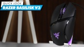 Razer Basilisk V3 - El Vistazo