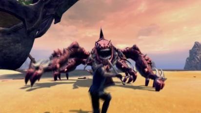Raiderz - Launch Announcement Trailer