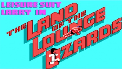 Leisure Suit Larry in the Land of the Lounge Lizards - Music by Austin Wintory Trailer