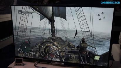 Assassin's Creed IV: Black Flag - Jugando en PS4 desde Gamex