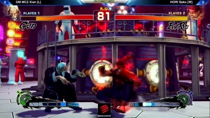 Ultra Street Fighter IV - Digital Upgrade Launch Trailer