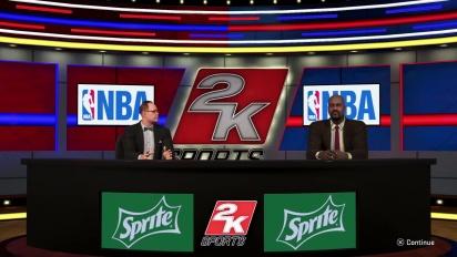 NBA 2K15 - Shaq 'N Cheese Trailer
