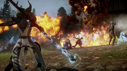 Dragon Age: Inquisition - Followers Gameplay Series: Vivienne & Cassandra