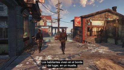 Fallout 4 - Explorando Far Harbor