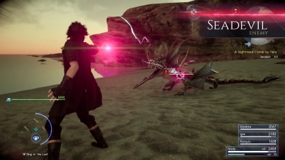 Final Fantasy XV - Death Spell Trailer