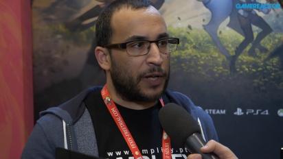 Decay of Logos - Ricardo Teixeira Interview