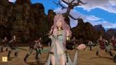 Fire Emblem Warriors para Nintendo Switch - Tráiler de Olivia