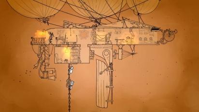 39 Days to Mars - Gameplay Trailer