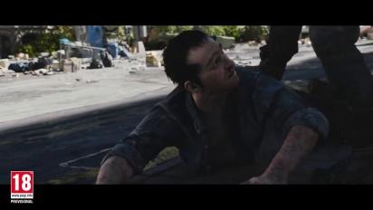 The Division - Tráiler cinematográfico español E3 2018