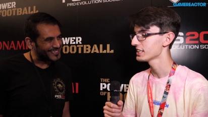 Pro Evolution Soccer 2019 - Entrevista a Adam Bhatti