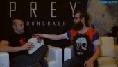 Prey - Entrevista a Ricardo Bare en QuakeCon