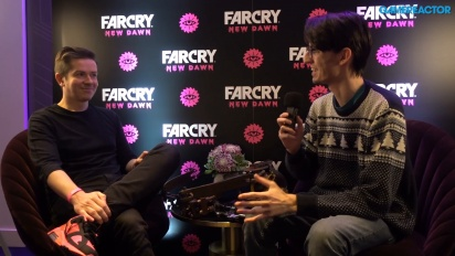 Far Cry New Dawn - Entrevista a Jean-Sebastien Decant