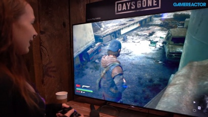 Days Gone - Gameplay de la PAX East 2019
