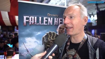 Divinity: Fallen Heroes - Entrevista a Swen Vincke