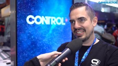 Control - Entrevista a Thomas Puha