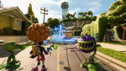Plants vs. Zombies: Battle for Neighborville - Official Gameplay Trailer (Founder's Edition)