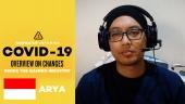 Gamereactor frente al Coronavirus: Arya desde Indonesia