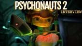 Psychonauts 2 - Entrevista con Tim Schafer y Geoff Soulis