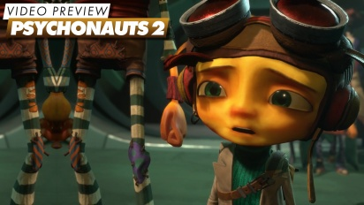 Psychonauts 2 - Preview en vídeo
