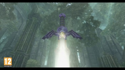 The Legend of Zelda: Twilight Princess HD - Tráiler español de lanzamiento