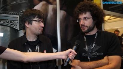 Kingdom Come: Deliverance - Entrevista a Adam Sporka y Michel Hapala