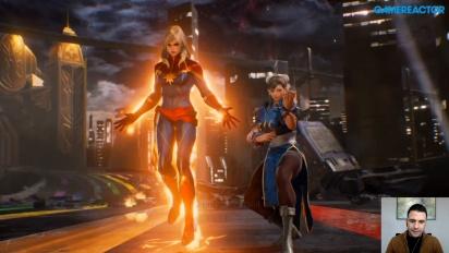 Marvel vs. Capcom: Infinite - Replay del livestream español
