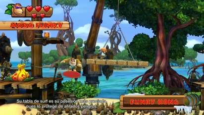 Donkey Kong Country: Tropical Freeze - Tráiler general de Nintendo Switch