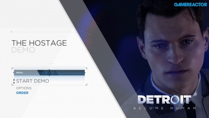 Gamereactor Plays - Detroit: Become Human