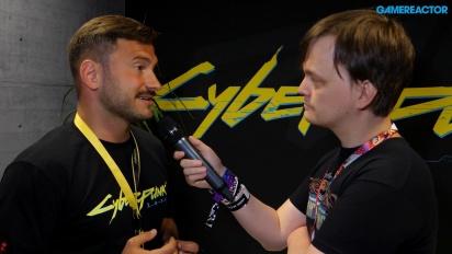 Cyberpunk 2077 - Entrevista a Stanisław Święcicki