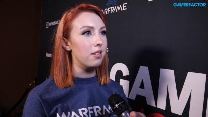 Warframe - Entervista a Megan Everett