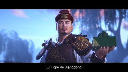 Total War: Three Kingdoms - Tráiler español in-game de Sun Jian