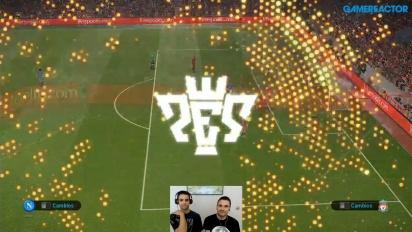 Pro Evolution Soccer 2019 - Replay del Livestream a dobles