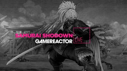 Samurai Shodown - Replay del Livestream