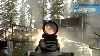 Call of Duty: Modern Warfare - Gunfight Gameplay