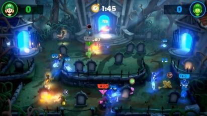 Luigi's Mansion 3 - Scream Park Mode Reveal