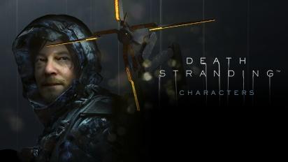 Death Stranding - Los Personajes (Patrocinado #2)