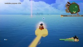 Dragon Ball Z: Kakarot - Gameplay Emboscada de Radditz a Goku