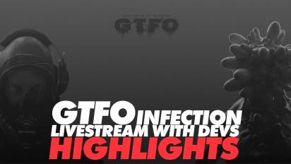 GTFO - Momentos destacados de Infection