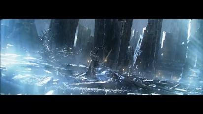 Mortal Shell - Launch Trailer 'Birth of Solomon'