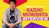 GungHo Online Entertainment - Entrevista a Kazuki Morishita
