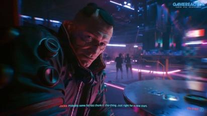 Cyberpunk 2077 - Gameplay primeros 20 minutos como Corpo