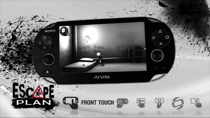 Escape Plan - PS Vita Trailer