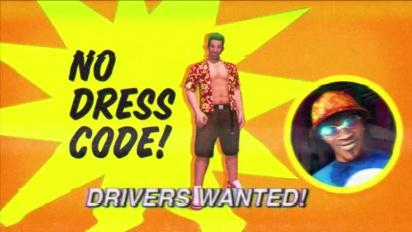 Crazy Taxi: City Rush - Announcement Trailer