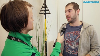 Mojang's Daniel Kaplan - Game Camp Interview