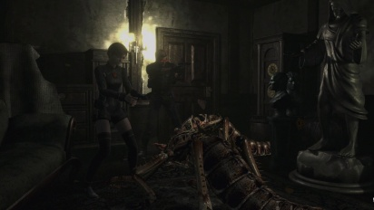 Resident Evil Zero HD Remaster - Wesker Mode Trailer