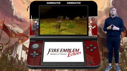 Fire Emblem Echoes: Shadows of Valentia - Especial 1 - Historia de la serie
